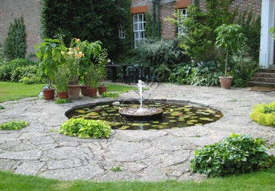 Dekoratyviniai fontanai