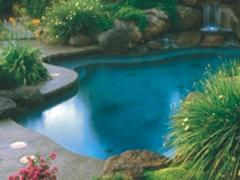 Dekoratyvinio baseino įrengimas