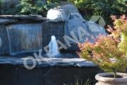 Dekoratyvinis lauko fontanas