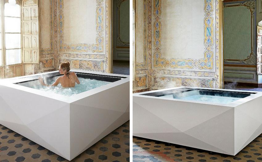 Sūkurinė vonia: patarimai pasirinktinai. Apžvalgos gamintojų