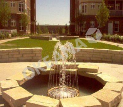 Fontanas ziedas