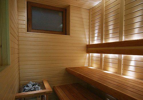 Suomiska pirtis sauna. Projektas #7