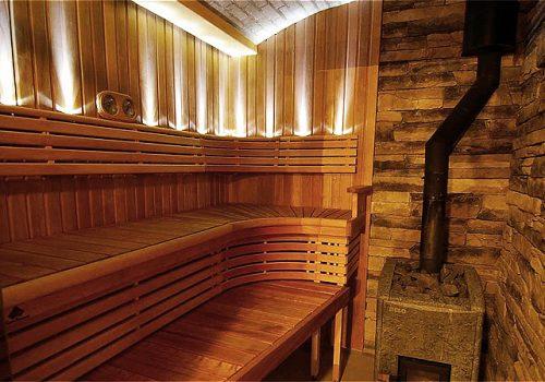 Suomiska pirtis sauna. Projektas #11
