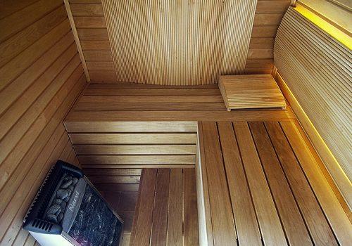 Suomiska pirtis sauna. Projektas #12