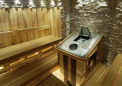 Suomiska pirtis sauna. Projektas #15