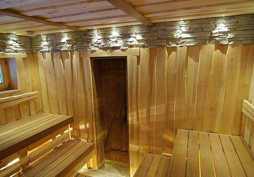 Suomiska pirtis sauna. Projektas #16