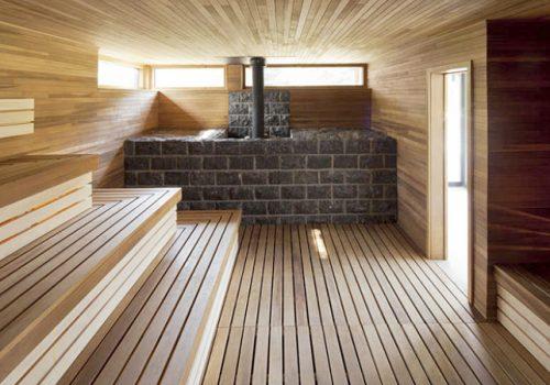 Suomiska pirtis sauna. Projektas #22