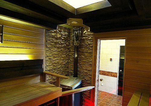 Suomiska pirtis sauna. Projektas #23
