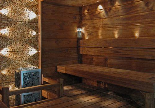 Suomiska pirtis sauna. Projektas #27