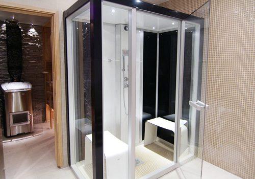 Infraraudonuju spinduliu pirtys,infra sauna,infra pirtis. Projektas #31