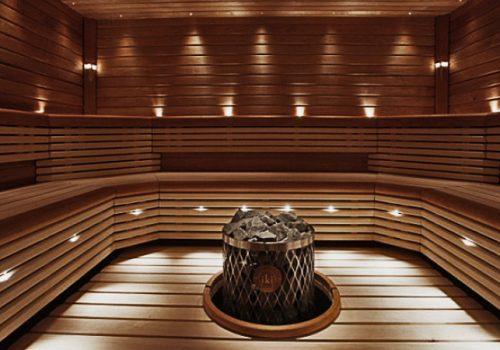 Suomiska pirtis sauna. Projektas #36