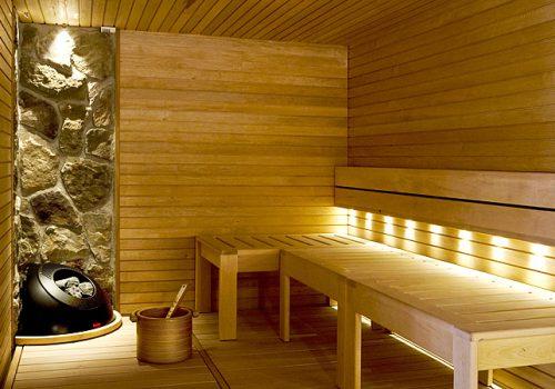 Suomiska pirtis sauna. Projektas #45