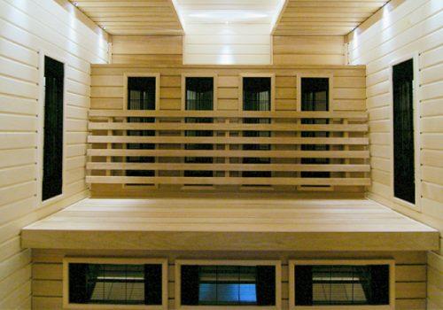 Suomiska pirtis sauna. Projektas #49