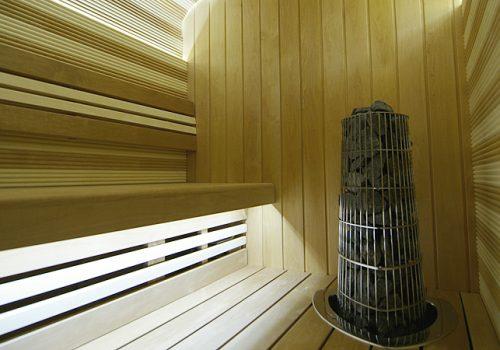 Suomiska pirtis sauna. Projektas #50