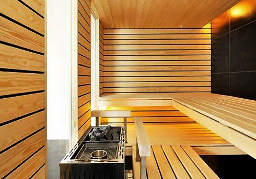 Suomiska pirtis sauna. Projektas #55