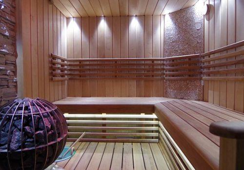 Suomiska pirtis sauna. Projektas #56