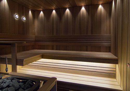 Suomiska pirtis sauna. Projektas #58