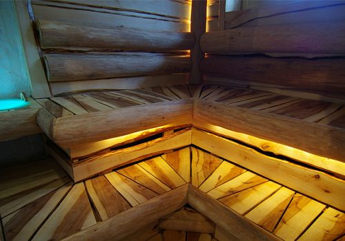 Pirtis - sauna. Projektas #62