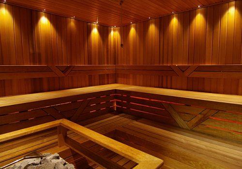 Pirtis - sauna. Projektas #64