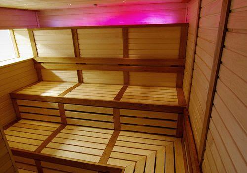 Pirtis - sauna. Projektas #65