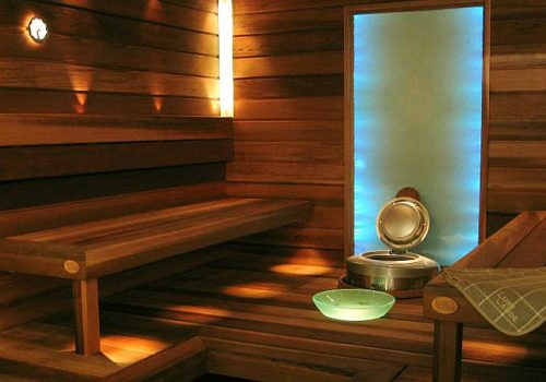 Pirtis - sauna. Projektas #66