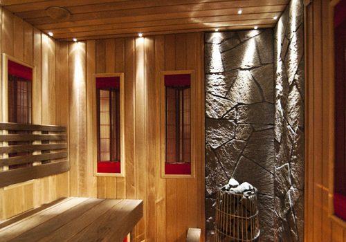 Pirtis - sauna. Projektas #67